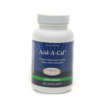 Enzymatic Therapy Acid-A-Cal Joint Health - 100