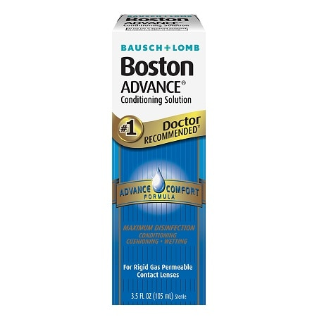 Boston Advance Contact Lens Conditioning Solution - 3.5 oz