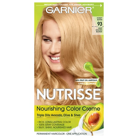 Garnier Hair Color Light Brown