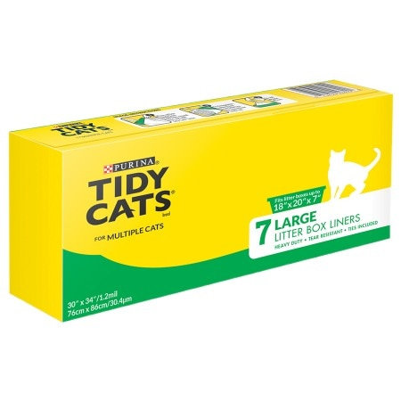 Tidy Cats Large Box Liners