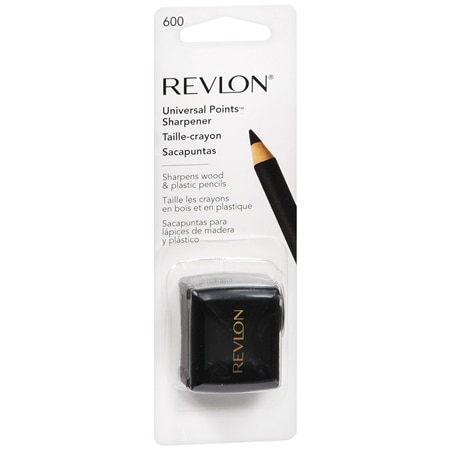 Revlon Universal Points Sharpener - 1 ea
