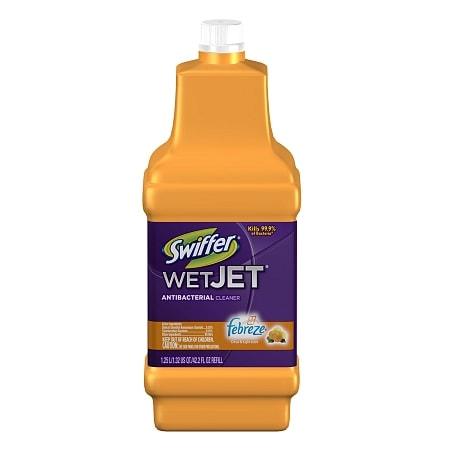 Upc 037000236818 Swiffer Wetjet Antibacterial Cleaner