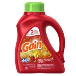 Gain Laundry Detergent Liquid
