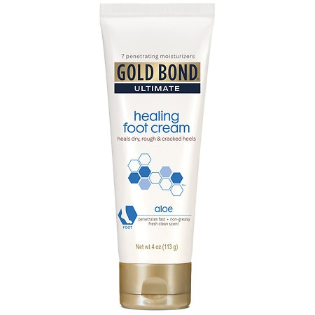 Gold bond ultimate healing foot therapy cream walgreens - Geldt bold ...