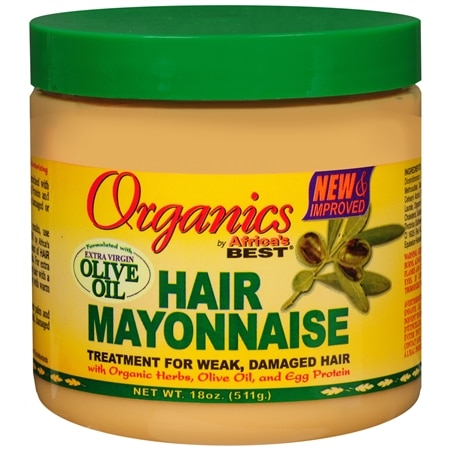 Organics by Africa's Best Organics Hair Mayonnaise
