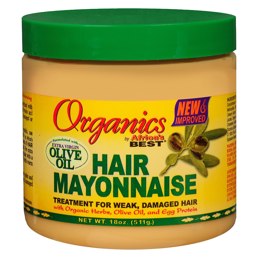 Hair Mayonnaise For Natural Hair