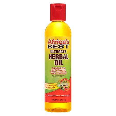 Africa's Best Ultimate Herbal Oil with Ginseng