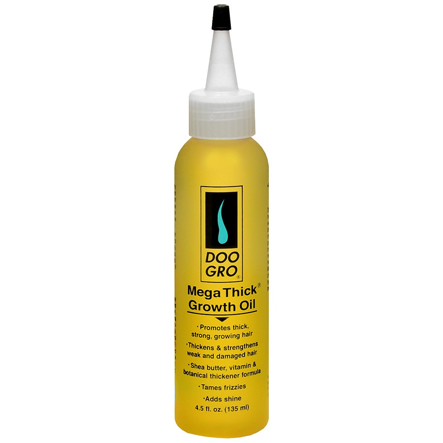 Doo Gro Mega Thick Growth Oil Walgreens