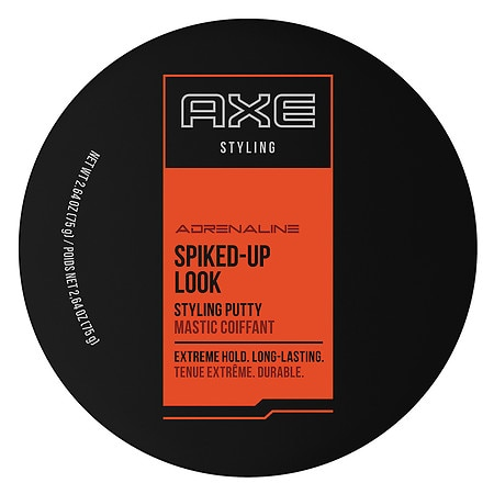 AXE Styling Putty, Spiked-Up Look