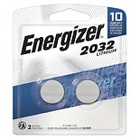 Energizer Watch Electronic Watch/ Electronic Lithium Batteries # 2032, 3.0v