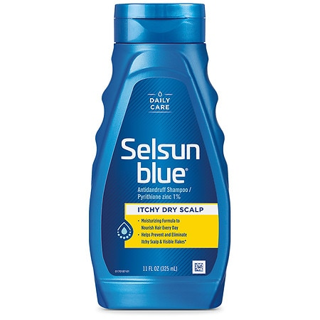 how to use selsun shampoo for dandruff