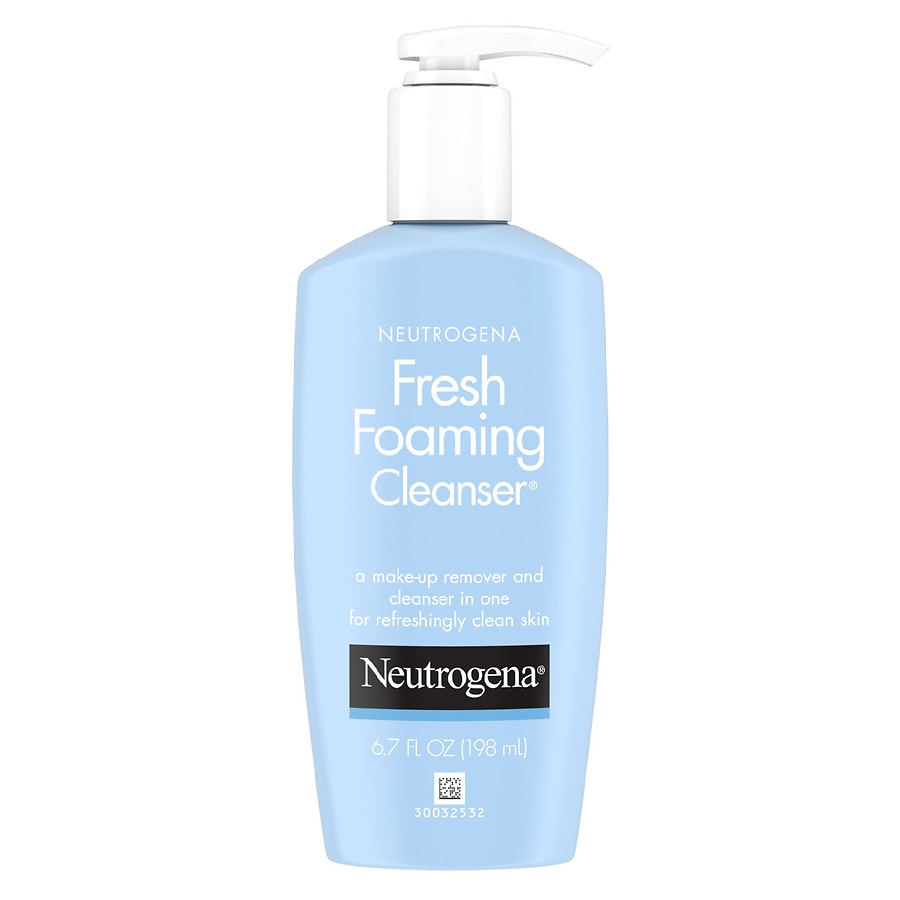 Goes that Neutrogena 35 oz bar facial soap