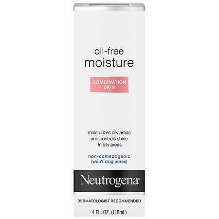 Neutrogena Oil-Free Moisture Lotion - 4 fl oz