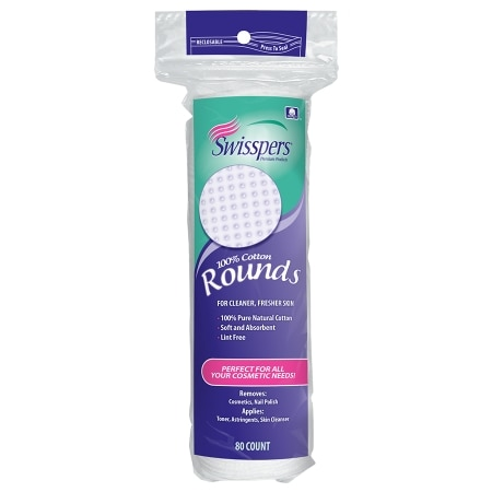 Swisspers Multi-Care Cotton Rounds