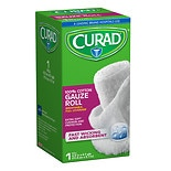 Curad Bandage Roll 4.5 in