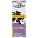 Nature's Way Sambucus for Kids Dietary Supplement Syrup Berry