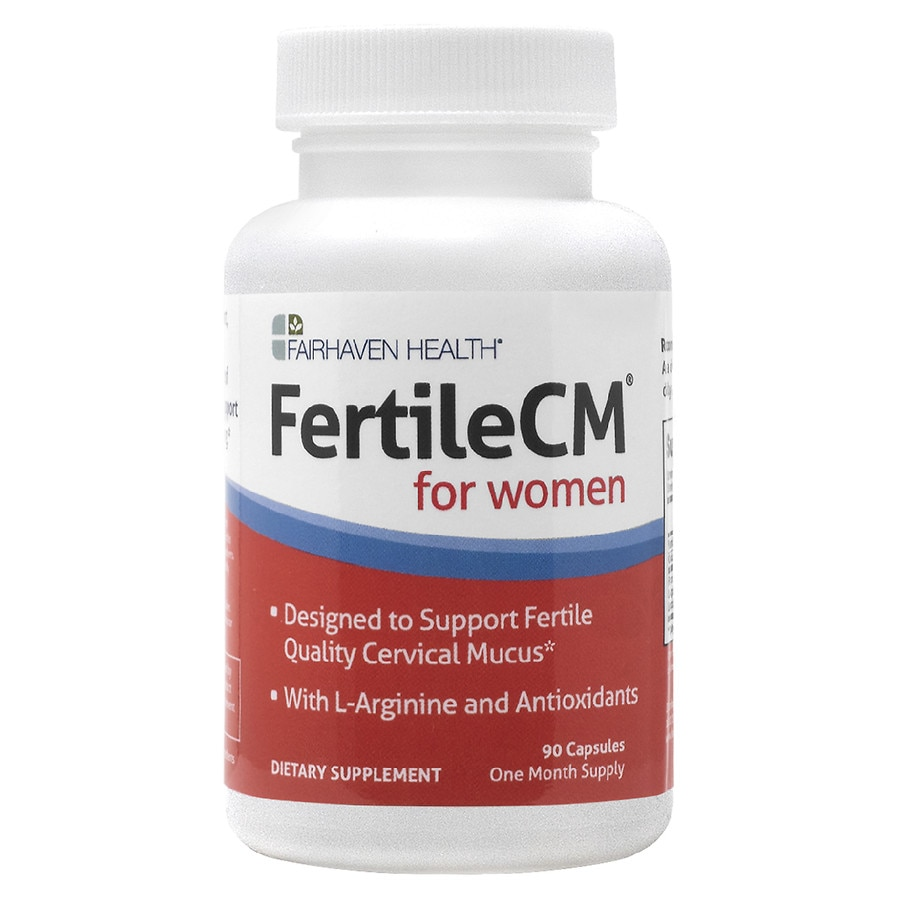FertileCM Reproductive Health, Capsules