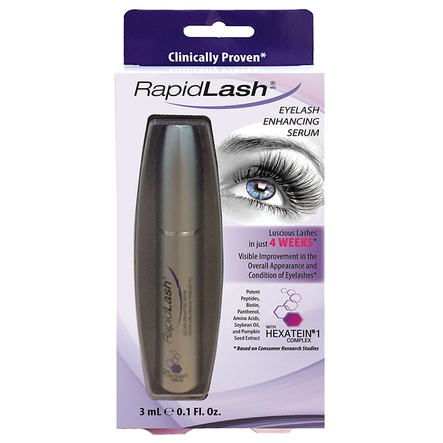 Best Eyelash Growth Serum 2020.Rapidlash Eyelash Enhancing Serum