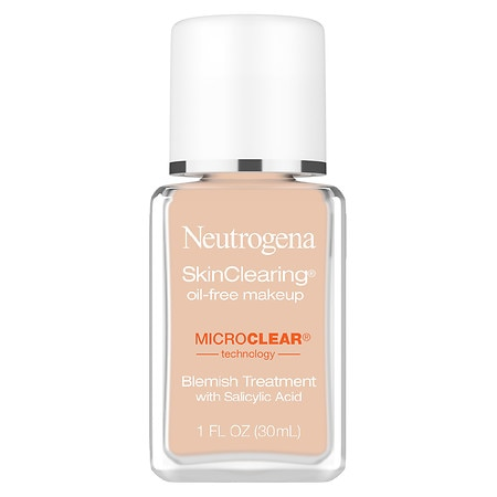 Neutrogena SkinClearing Oil-Free Liquid Makeup - 1 fl oz
