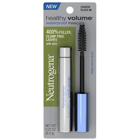 Neutrogena Healthy Volume Waterproof Mascara - 0.21 oz.