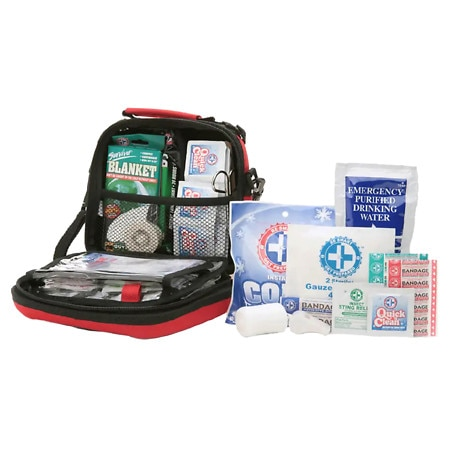 Be Smart Get Prepared Outdoor First Aid Kit, 250 Pieces - 1 kit