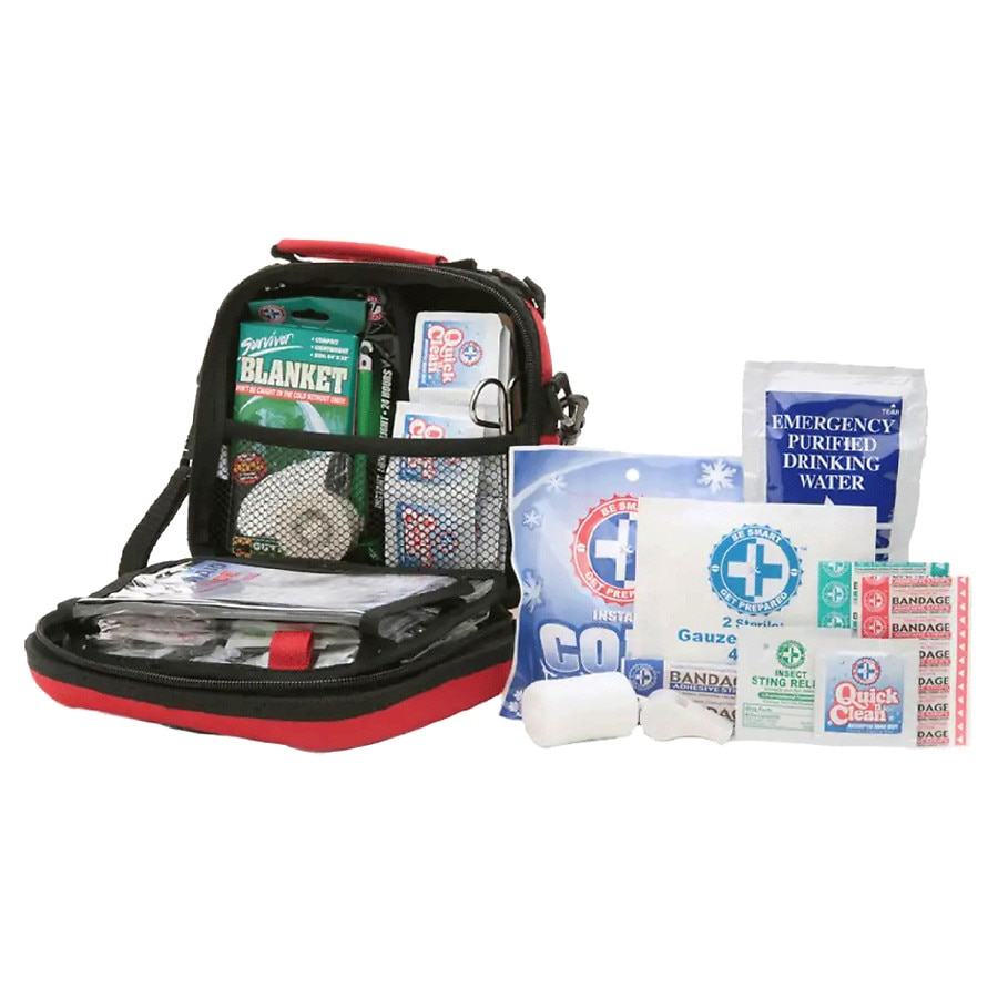 Be Smart Get Prepared Outdoor First Aid Kit 1c2e6fd1e30fd