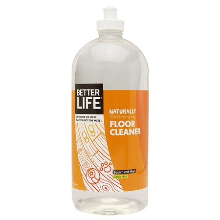 Better Life Simply Floored! Ready to Use Floor Cleaner