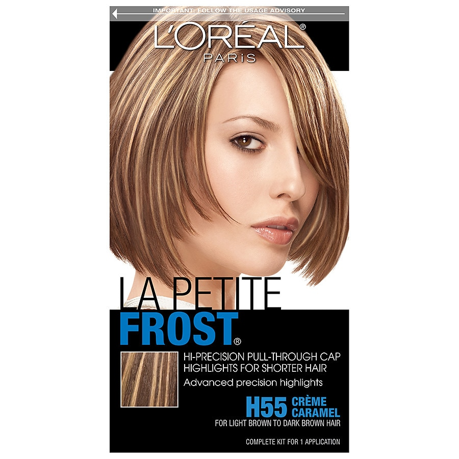 Loreal Paris La Petit Frost Cap Hair Highlights For Shorter Hair