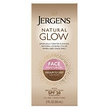 Jergens Natural Glow Daily Facial Moisturizer SPF 20 Medium to Tan