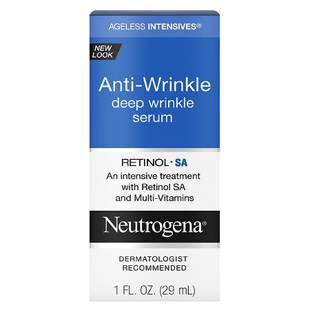 Neutrogena Ageless Intensives Anti-Wrinkle Deep Wrinkle Serum