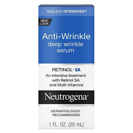 Neutrogena Ageless Intensives Anti-Wrinkle Serum - 1 fl oz