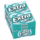 Extra Sugarfree Chewing Gum Polar Ice