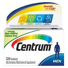 Centrum Men Complete Multivitamin Multi Mineral Supplement Tablet Walgreens