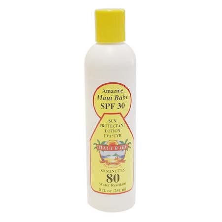 Sunblock Lotion SPF 30 - 8 fl oz