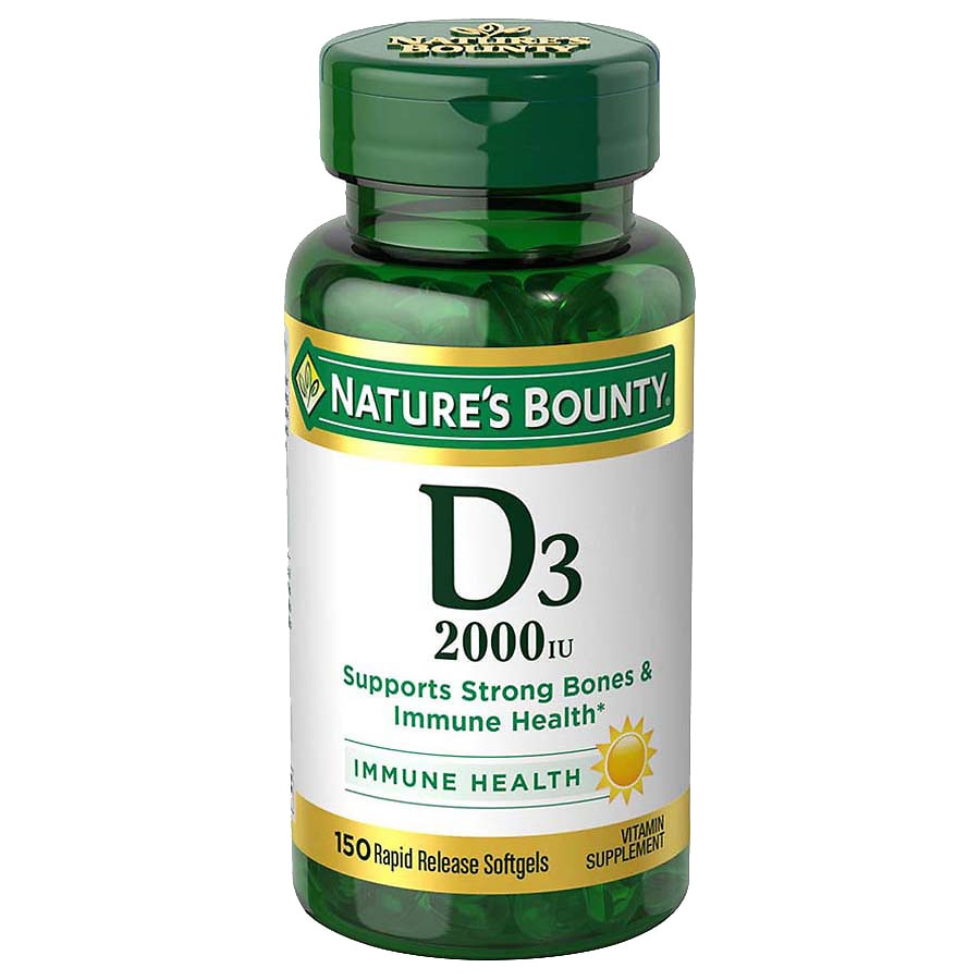 D-3 supplement