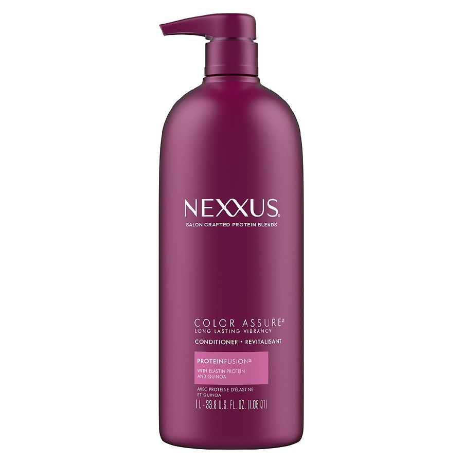 Nexxus Color Assure Conditioner For Color Treated Hair Walgreens
