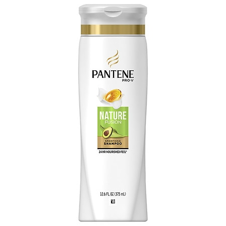 Pantene Pro-V Nature Fusion Smoothing Shampoo with Avocado Oil