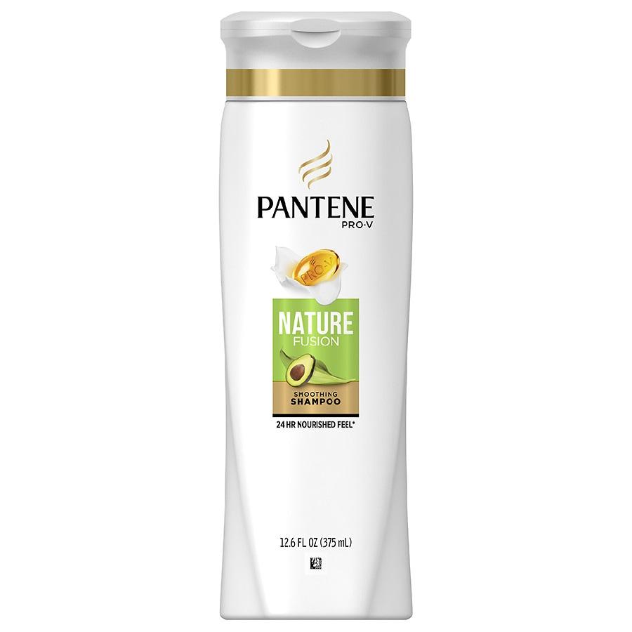 Pantene Pro V Nature Fusion Smoothing Shampoo With Avocado Oil Walgreens
