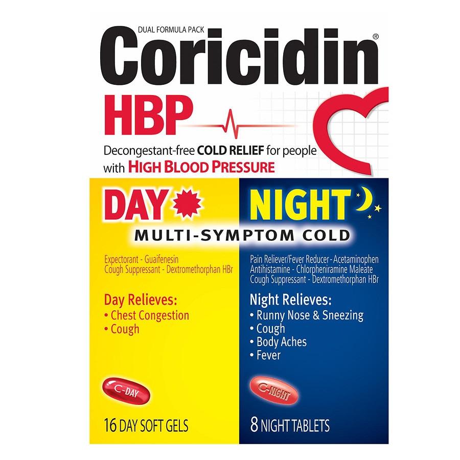 How long does coricidin last