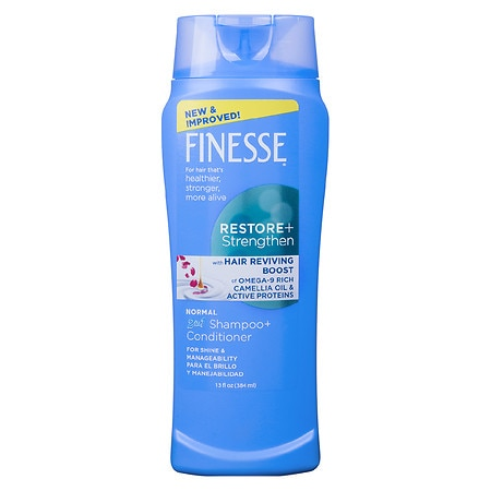Finesse 2 in 1 Texture Enhancing Shampoo and Conditioner