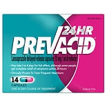 Prevacid 24HR Acid Reducer, Delayed-Release Capsules