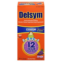 delsym cough coupons