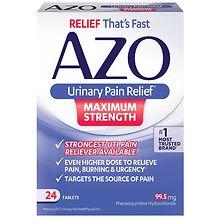 Phenazopyridine Over Counter