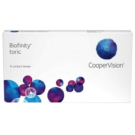 Biofinity Toric - 1 Box