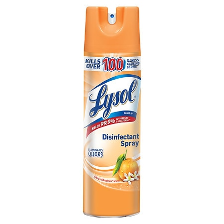 Image of Lysol Disinfectant Spray - 19 fl oz