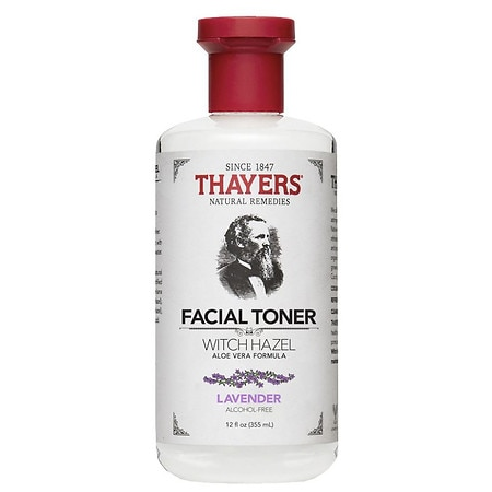 Thayers Alcohol Free Witch Hazel with Organic Aloe Vera Formula Toner  Lavender  Natural and Organic. Bathroom Item Beginning With K