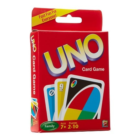 Mattel UNO Card Game - 1 pack