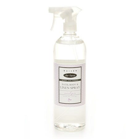 de-luxe MAISON Bath, Body & Linen Spray Sweet Pea