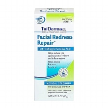 triderma facial redness repair