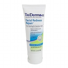 triderma facial redness repair cream reviews
